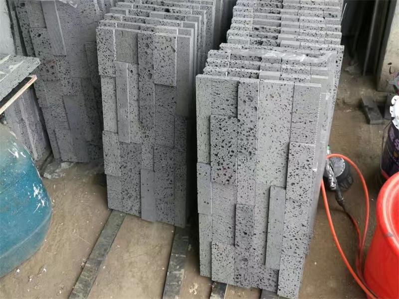 Lava Stone Cultured Stone Wall Decoration Tiles
